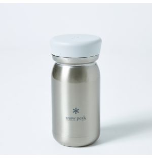 Small Vacuum Bottle in Stainless Steel