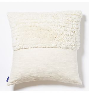 Katachi Block Shapes Cushion Cover in Natural 50cm x 50cm
