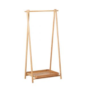 Garment Holder in Oak