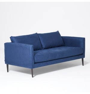 Ex-Display Lennox 2-Seater Sofa in Aegean Linen