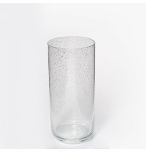 Bubble Vase in Clear