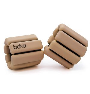 Weighted Exercise Bracelets in Sand
