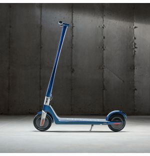 The Model One Scooter in Cosmic Blue