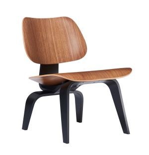 Exclusive LCW Chair in Ash and Walnut