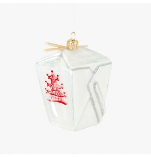 Takeaway Box Christmas Tree Decoration