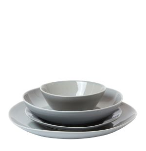Pintura Washed Dinnerware Collection in Slate