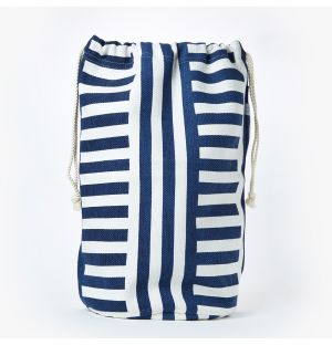 Laundry Bag in Blue