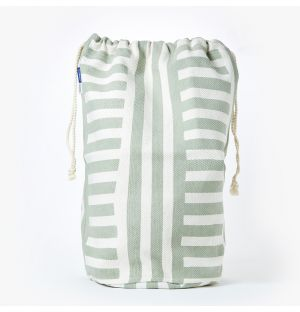 Laundry Bag in Sage
