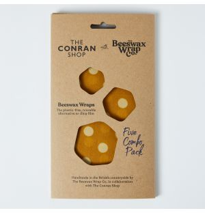 Exclusive Large Beeswax Kitchen Pack in Polka
