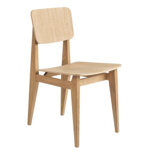 C-Chair in Veneer