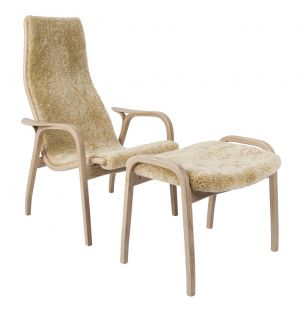Anniversary Edition Lamino Lounge Chair & Ottoman