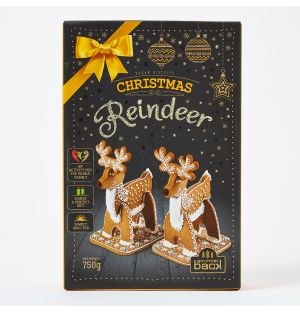 Make Your Own Gingerbread Reindeer