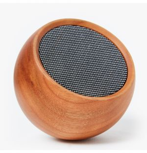 Tumbler Speaker in Cherry