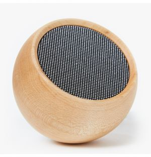 Tumbler Speaker in Maple