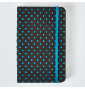 2021 Flock Daily Diary in Turquoise