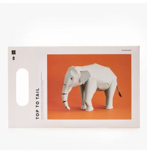 Top To Tail Elephant