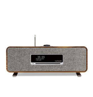 R3 Compact Music System in Walnut