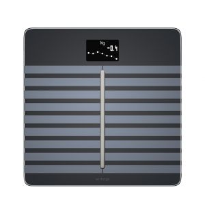 Body Cardio Scales in Black