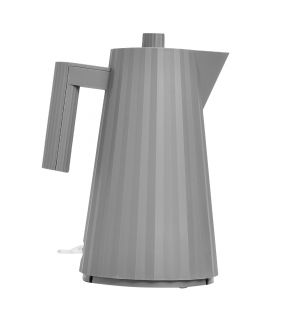 Plisse Kettle in Grey