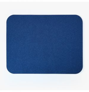 Felt Rectangular Placemat in Blue