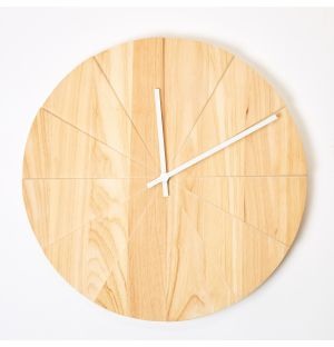 Scope Wall Clock in Natural