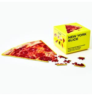 Little Puzzle Thing New York Pizza Slice
