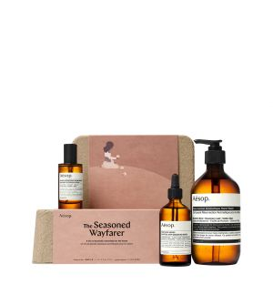 The Seasoned Wayfarer Gift Set