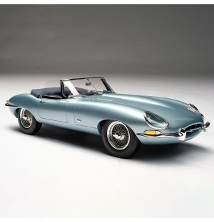 Jaguar E-Type Coupe Model