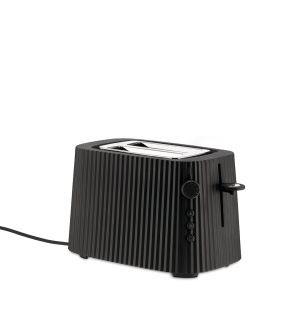 Plisse Toaster in Black
