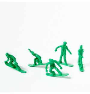Snow Series 1 Toy Snowboarders