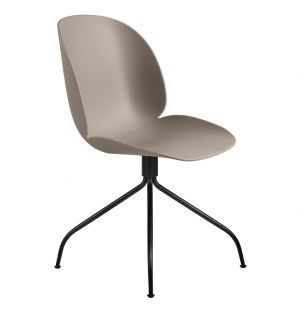 Beetle Meeting Chair with Swivel Base