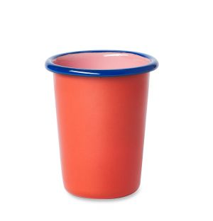 Tumbler in Coral & Soft Pink