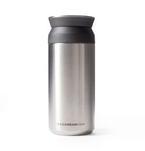 Exclusive Travel Tumbler in Stainless Steel