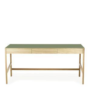 Domus 3-Drawer Desk
