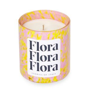 Flora Scented Candle
