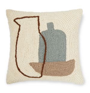 Cochato Cushion Cover in Ivory 45cm x 45cm