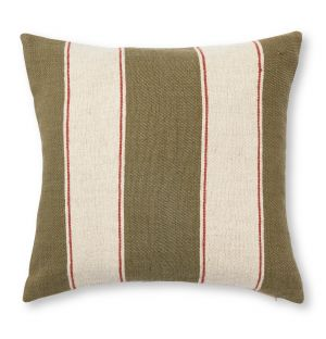 Pajero Cushion Cover in Olive 45cm x 45cm