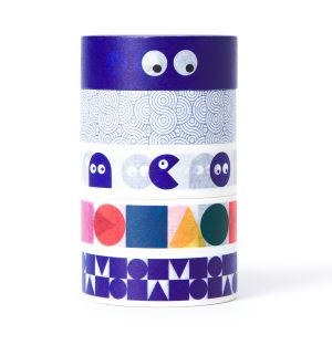 Exclusive Washi Tapes Set of 5