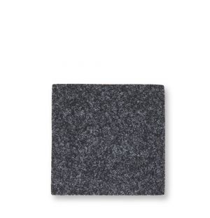 Square Felt Coaster in Charcoal