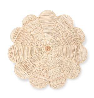 Conchita Placemats in Natural Set of 4