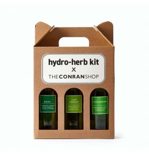 Exclusive Hydro-Herb Kit