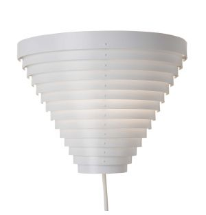 A910 Wall Light in White
