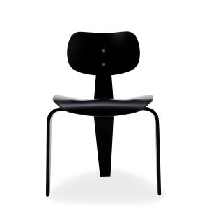 Ex-Display SE42 Dining Chair in Black Beech