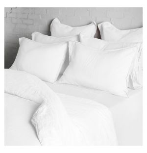 Stonewashed Cotton Bed Linen Collection
