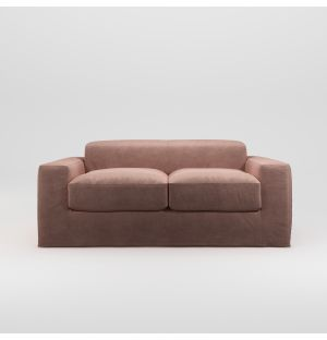 Planar Soft 2-Seater Sofa
