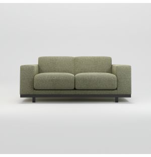 Planar Plinth 2-Seater Sofa