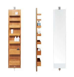 Arena Revolve Cabinet 1400 Bamboo