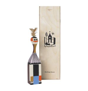 Wooden Doll No. 1