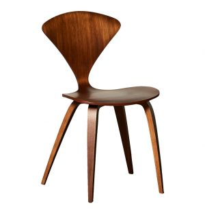 Cherner Classic Walnut Side Chair