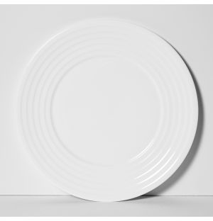 Fine Dining Relief Dinner Plate 28cm